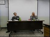 鈴木部会長と講師・小島孝豊氏